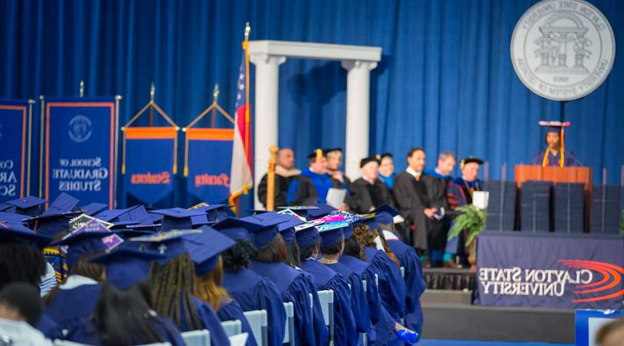 Clayton State commencement